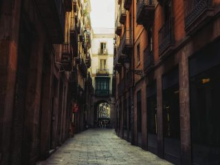 Alleyway - Chirag