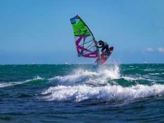 Windsurfer - Renan Brun