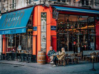 Paris, France - Yao Hu
